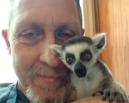 Kerry the Lemur King